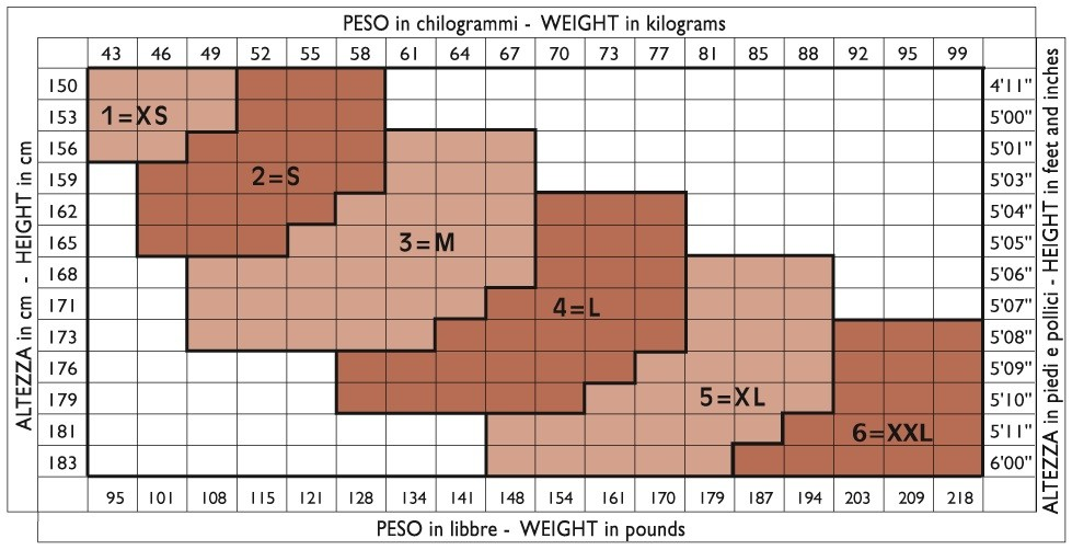 Calze elastiche autoreggenti 70 denari a compressione graduata